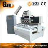 Multi-spindle wood CNC router