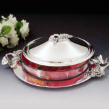 Silver Plated of Baker (AG31282BL-2)