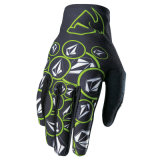 China Breathable Full Finger Motorcycle Racing Gloves (MAG46)