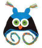 Free Crochet Owl Hat Pattern