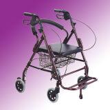 Medical Supplies Walking Aid with Big Basket for Older (ME316)