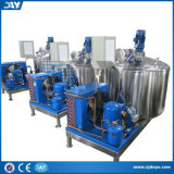Mini Dairy Milk Plant Processing Machine