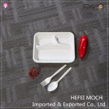Disposable Composable China Take Away Food Container Lunch Tray