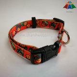 Hot Sale Sublimation Printed S Puppy Pet Nylon Dog Collar