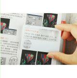 85*55mm 3X Credit Card Size Magnifier, Plastic Fresnel Lens Magnifier Hw-805
