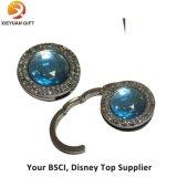 Crystal Custom Design Hot Sale Purse Hanger (XY-MXL73010)
