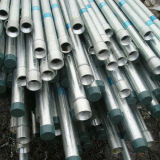 48mm Scaffolding Pipe Hot Galvanized Steel Pipe