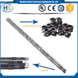 Extruder Screw for Parallel Co-Rotating Twin Screw Extruder