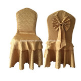 Protective Dining Room Chair Covers with Bow (JY-E21)