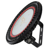 100-250W IP65 Industrial LED Light UFO High Bay with Meanwell Driver