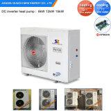 -25c Winter Air to Water Heat Pump DC Inverter Heater