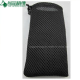Custom Cheap Rope Handle Mesh Drawstring Pouch Bag Small String Tote