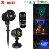 Christmas Lights Programmable Laser Projector IP65 Outdoor Garden Laser Lights