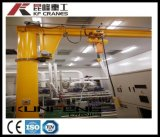 180, 270, 360 Degree Column Swing Rotating Jib Crane