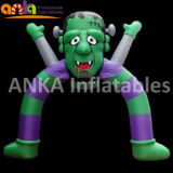 New Design Frankenstein Rental Cheap Inflatable Arch for Holiday Party