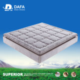 Pocket Spring Memory Foam Mattress with Rolled up Packing Cheap Hotel Mattress Dfm-03