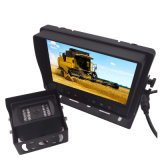 3CH Mono View HD 1080P Analog Wired Reversing Camera Kit for Heavy Duty Truck