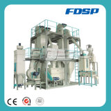 Small Scale Poultry Animal Feed Machine Pellet Feed Plant