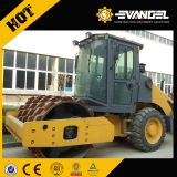 Hydraulic Single Drum Vibratory Roller Xs163j with Footpad