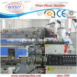 Sjsz-65/132 Wood Plastic WPC Profile Production Line for Decking