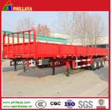 Widely Used Side Wall Truck Semi Trailer for Container Cargos
