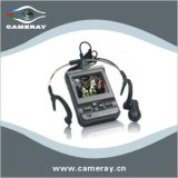 CCTV Camera - Portable Video Recorder with CCD Camera (CM-PR90C)