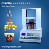 Paper Cup and Powl Crush Tester