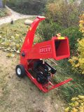 3.2 Wood Chipper Tree Shredder Machine Gas Powered Chipper Branch Shredder