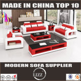 Colorful Sectional Leather Sofa Set (Lz1988)