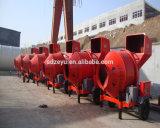 Advanvced Electric Control Portable Engine Concrete Mixer Jdc350