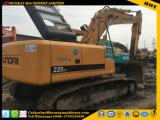 Used Hyundai Crawler Excavator 225LC-7, Used Excavator Hyundai 225LC-7