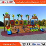 2017 Wooden Climbing Series Slide Amusement Equipment (HD-MZ070)