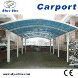 CE Certification Polycarbonate and Aluminum Carport (B800)