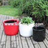 Fo-330 Fiber Glass Self-Watering Flower Pot