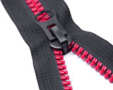 Vislon Zipper with Color Matching Tape/Top Quality