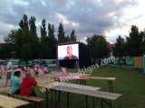 P8 Full Color Outdoor Rental LED Screen