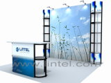 10*10′ Feet Economy Exhibition Booth (LT-ZH007)