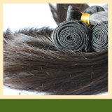 Natural Body Wave Virgin Indian Hair Human Hair Weft/Natural Hair (ZYWEFT-28)