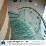 Clear Float Laminated Glass for Stair Steps