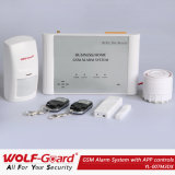 Adopt Tri-Band GSM/GPRS Industrial Communicator, Support SMS Alarm Function. and Android Phone