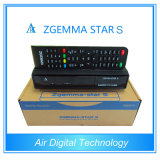 Full HD Receiver DVB-S2 Zgemma-Star S with Enigma2 Linux OS
