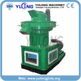 Vertical Ring Die Biomass Fuel Pellet Making Machine