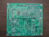PCB of Security Board, Double-Side PCB