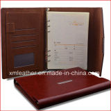 2017 New Design Diary Leather Custom Notebook