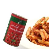 Delicious Canned Tomato Paste for Macaroni 400g