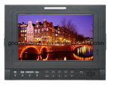 7 Inch HD-Sdi Monitor with HDMI, YPbPr, SDI Input for Director Application with IPS Panel