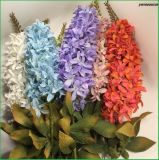 Silk Fake Delphinium Artificial Flowers Cheap for Home Wedding Decoration Wholesalers