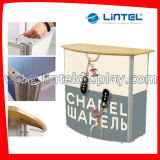 Promotional Modern Reception Furniture Exhibition Tables