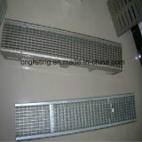 Cold Rolled Steel Drains Cover Grate For Indoor Use