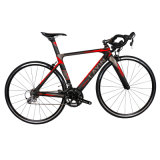 Super Light 20 Speed Road Bicycle with Carbon Fiber Frame